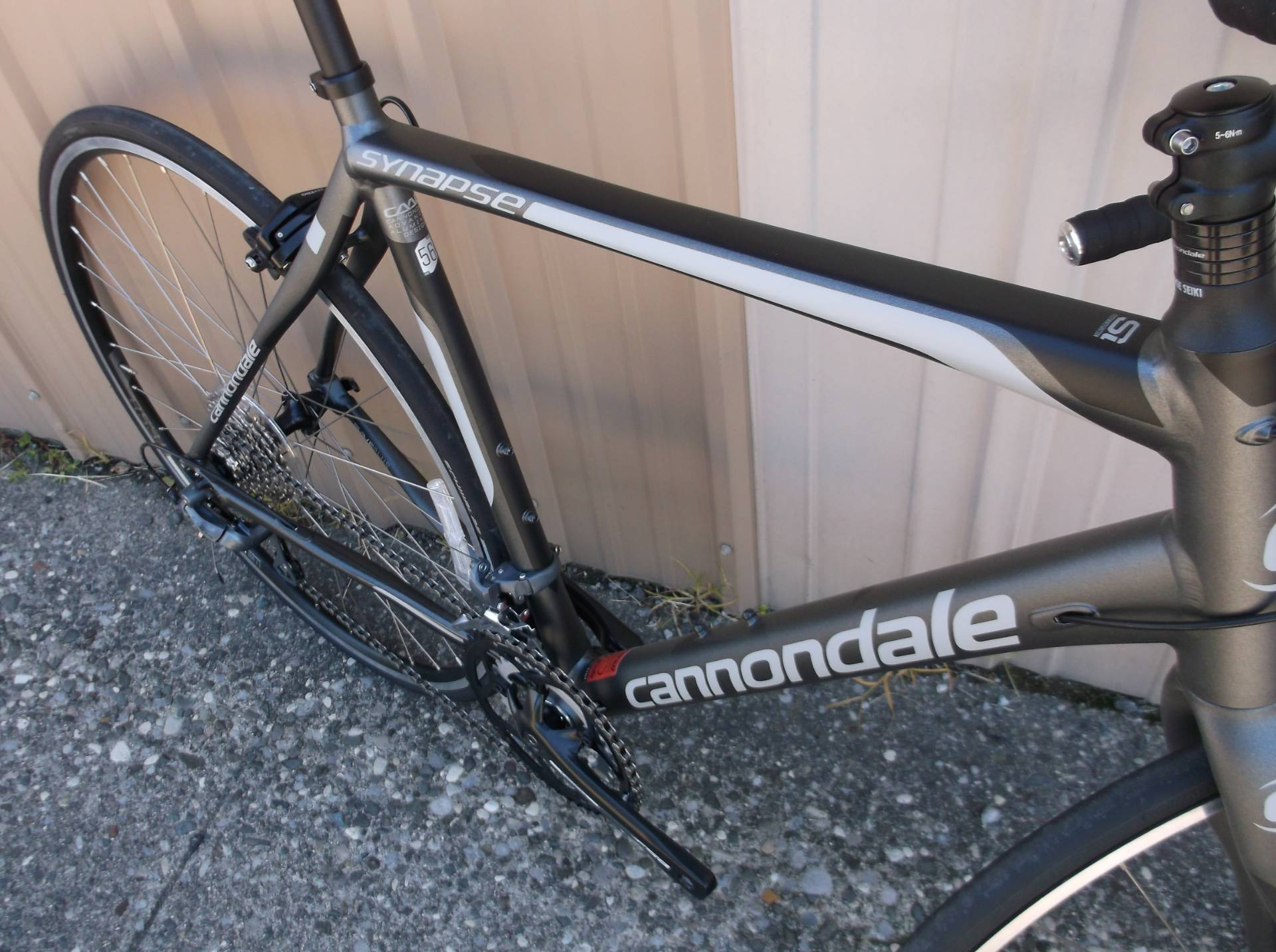2016 Cannondale Synapse Alloy 8 in Howell, Michigan