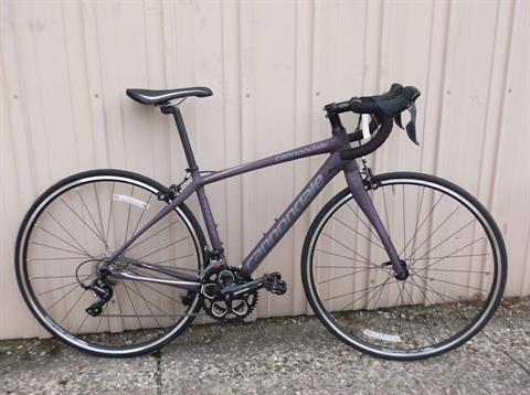 2017 Cannondale Womens Synapse Sora 44 & 48 cm in Howell, Michigan