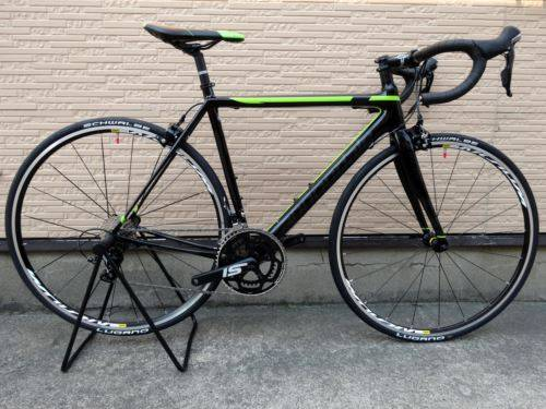 2016 Cannondale SuperSix Evo 105 56cm in Howell, Michigan