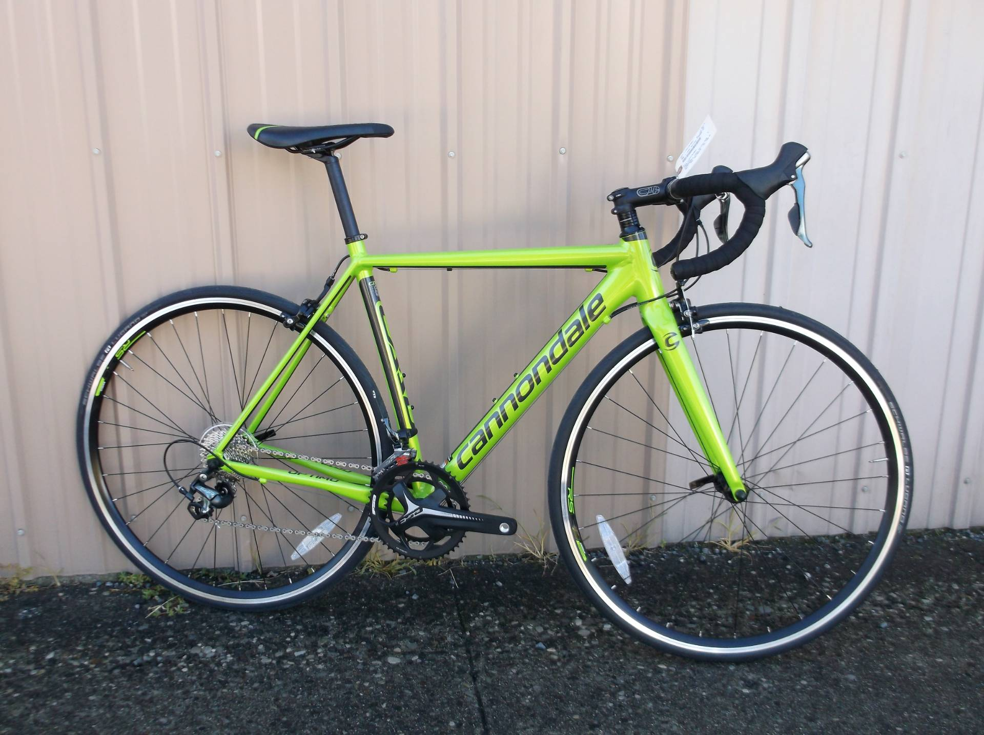 2018 Cannondale 2018 CAAD Optimo Tiagra in Howell, Michigan