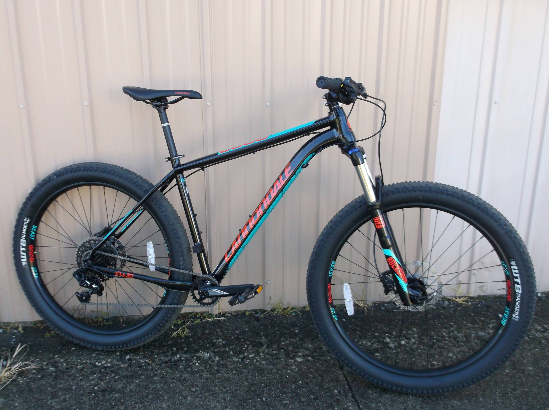 2017 Cannondale Cannondale Cujo 1 in Howell, Michigan