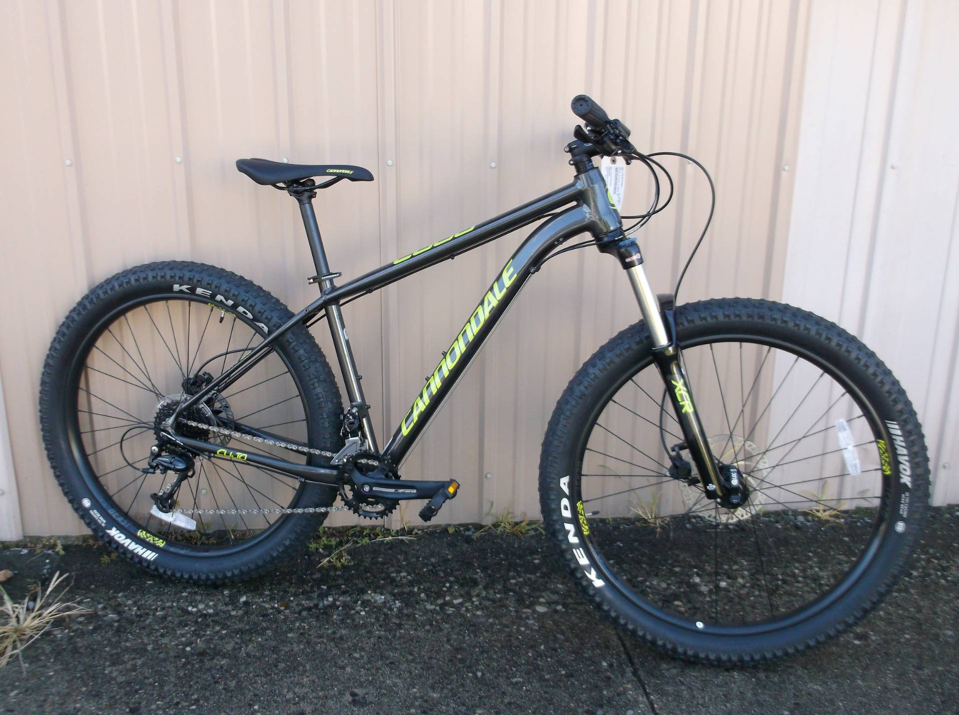 2017 Cannondale Cannondale Cujo 3 in Howell, Michigan