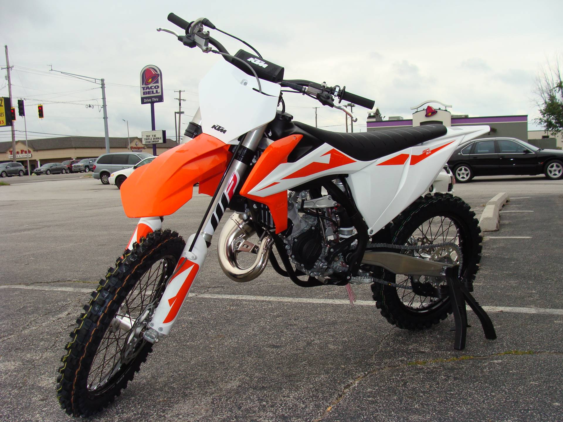2019 KTM 150 SX in Hobart, Indiana - Photo 3