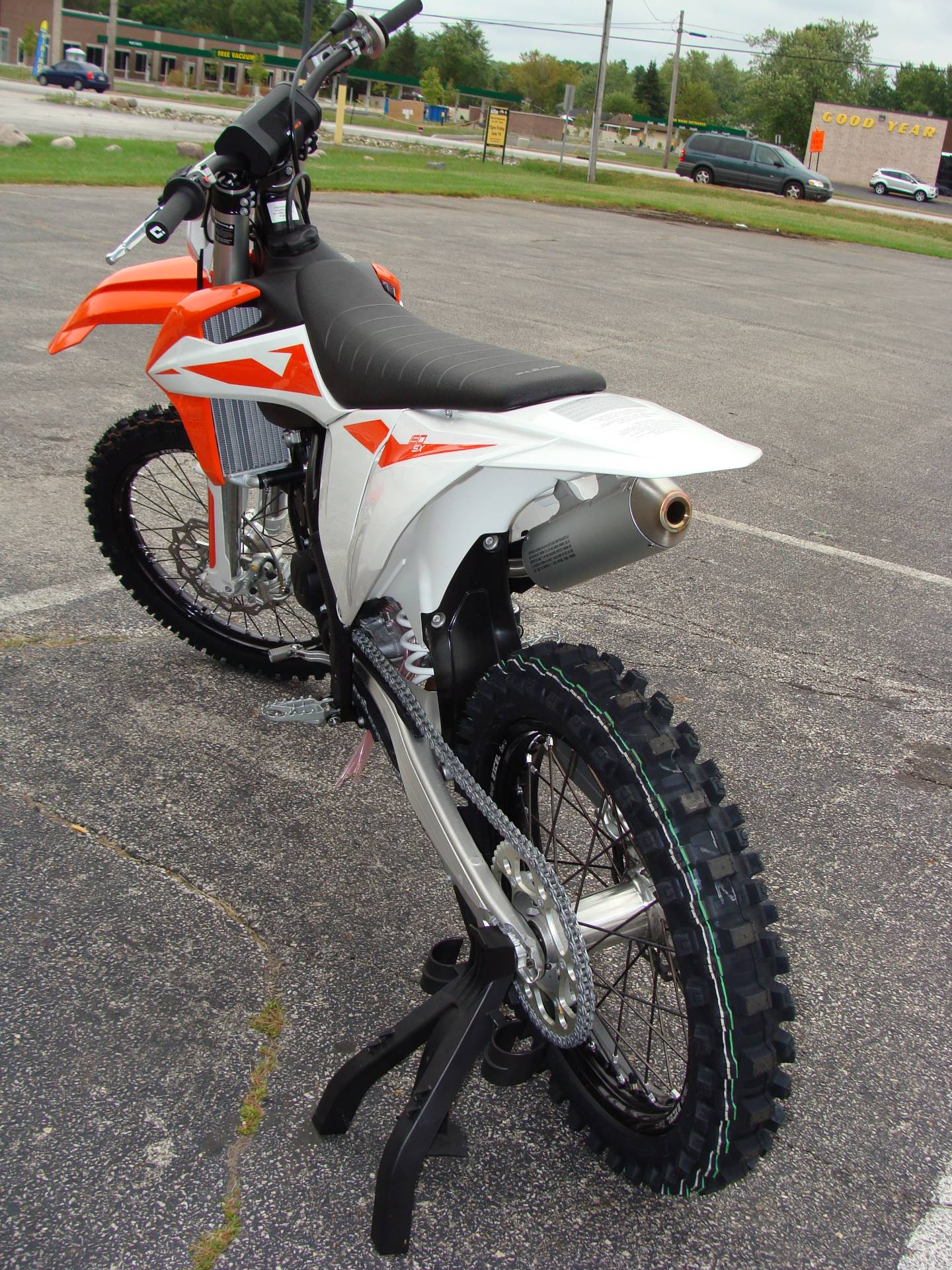2019 KTM 150 SX in Hobart, Indiana - Photo 4