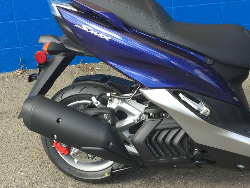 2015 Yamaha SMAX 2