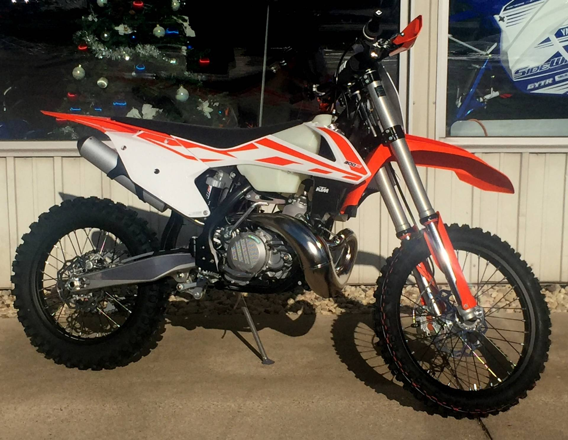 new 2017 ktm 300 xc-w motorcycles in hobart, in | stock number: n/a