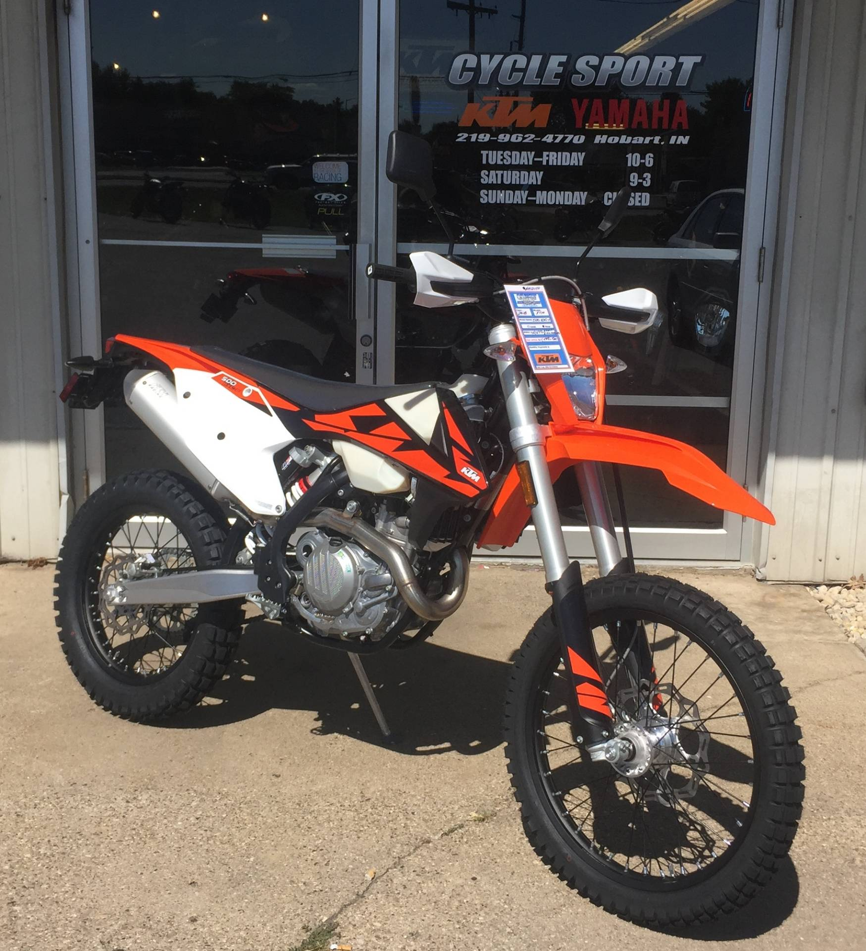 2018 ktm 500 exc f. beautiful 2018 2018 ktm 500 excf in hobart indiana on ktm exc f