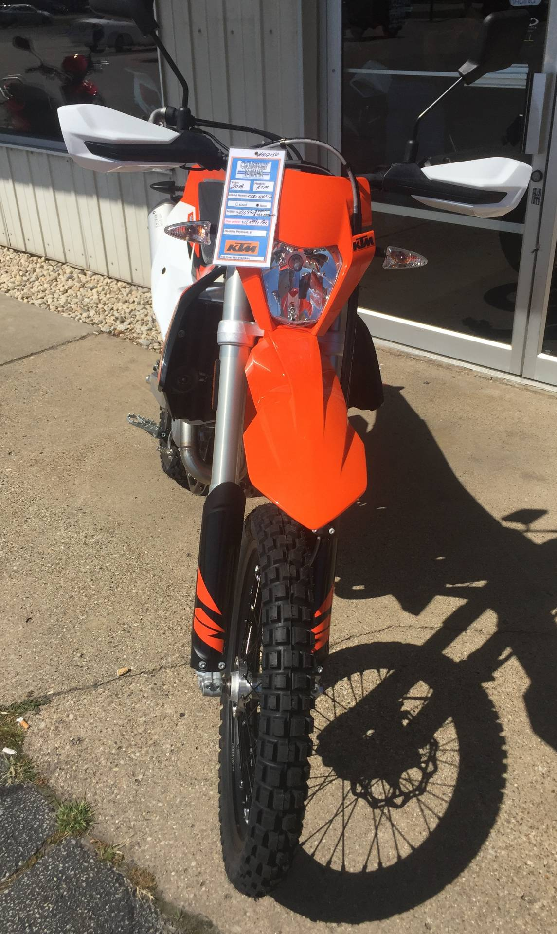 2018 ktm exc f 500. delighful exc 2018 ktm 500 excf in hobart indiana for ktm exc f