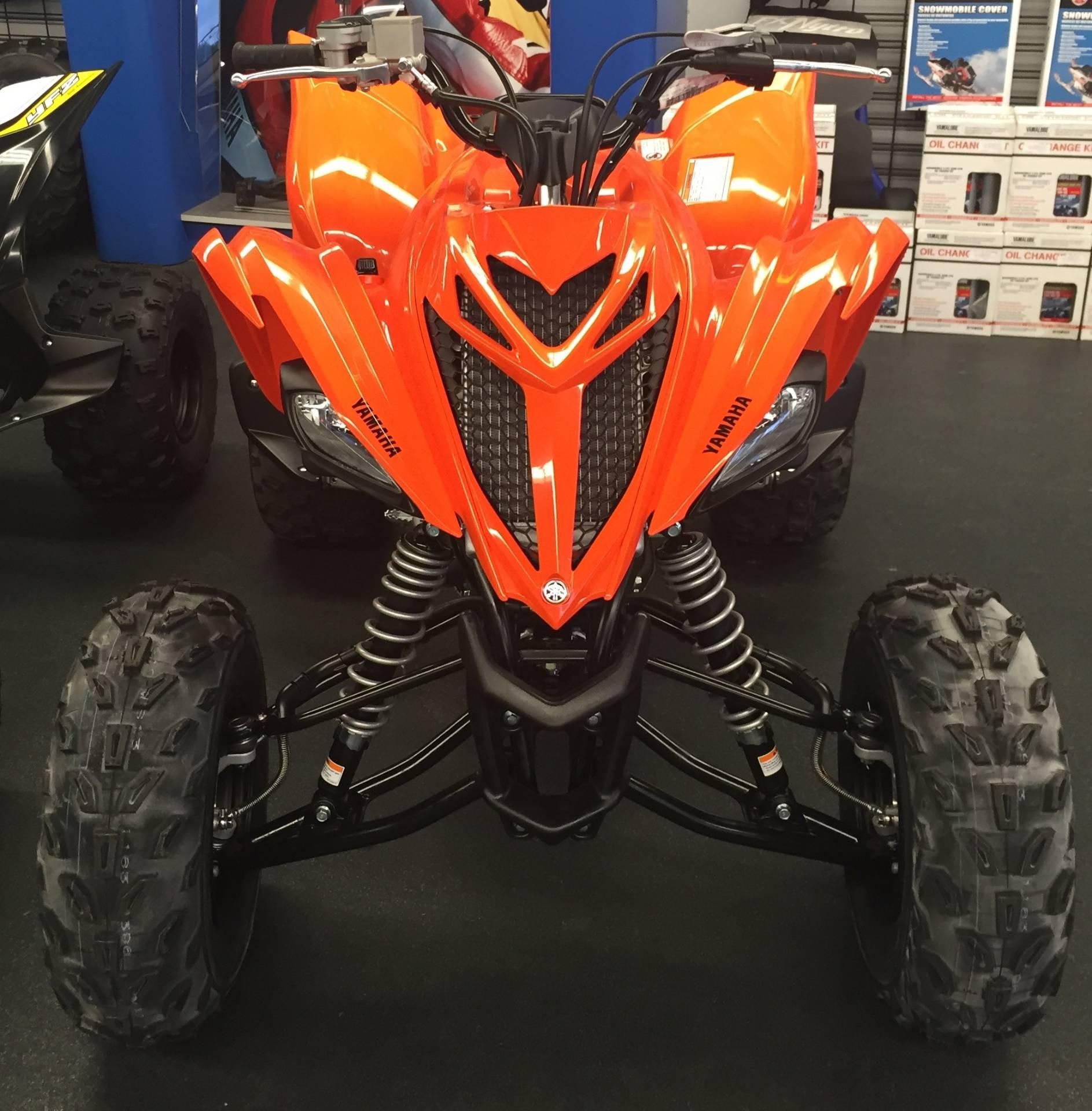 2017 Yamaha Raptor 700 2