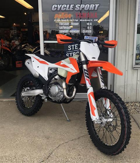 2019 KTM 450 XC-F in Hobart, Indiana - Photo 1