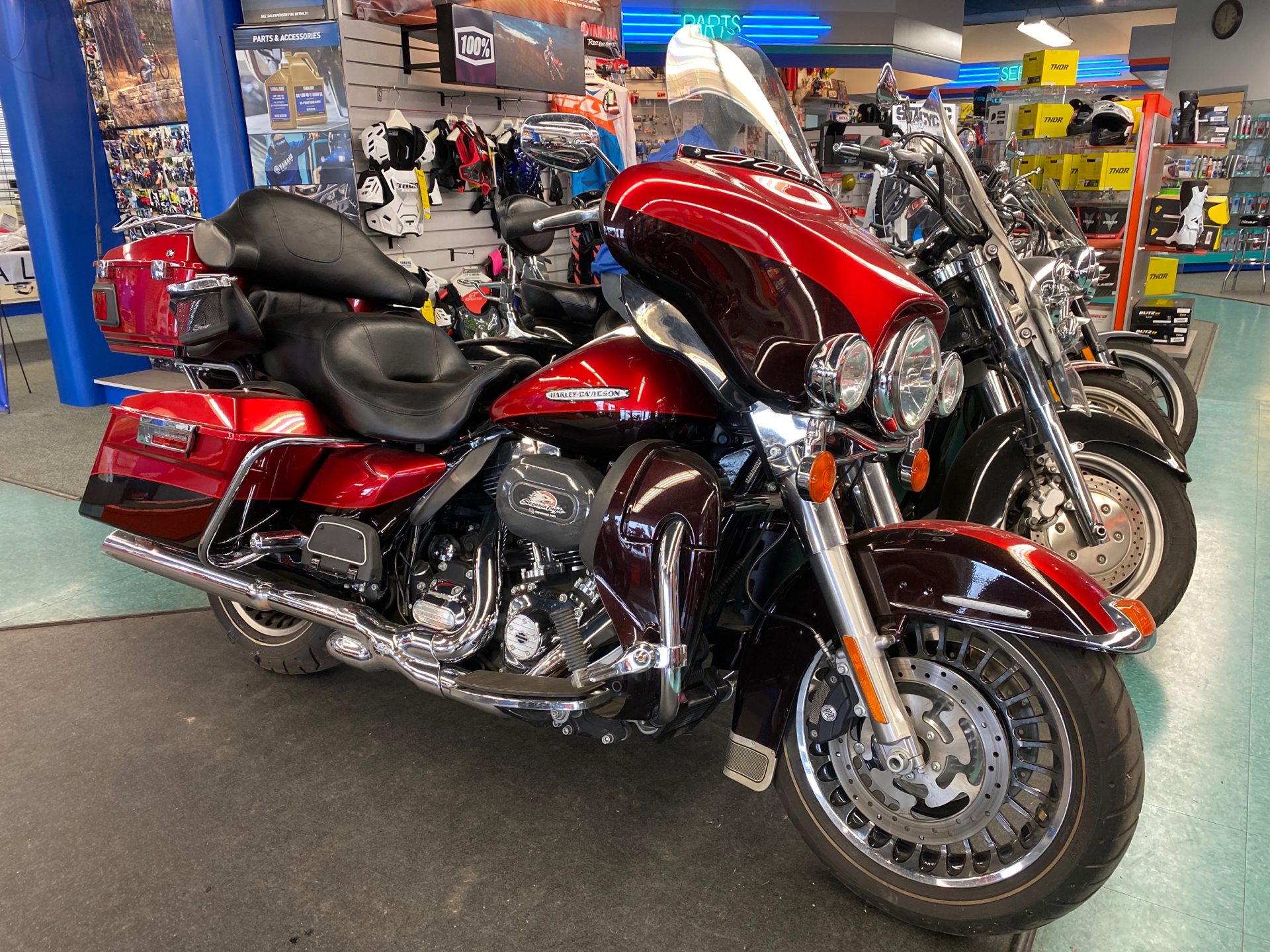 2013 Harley-Davidson Electra Glide® Ultra Limited in Hobart, Indiana - Photo 1