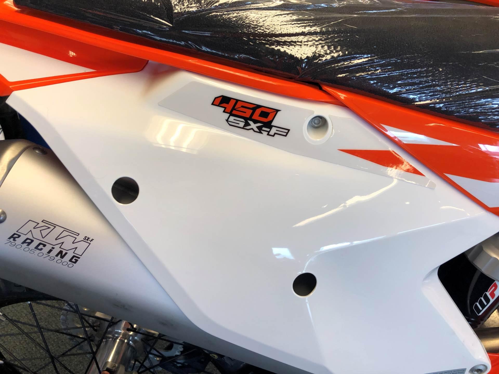 2018 KTM 450 SX-F 2