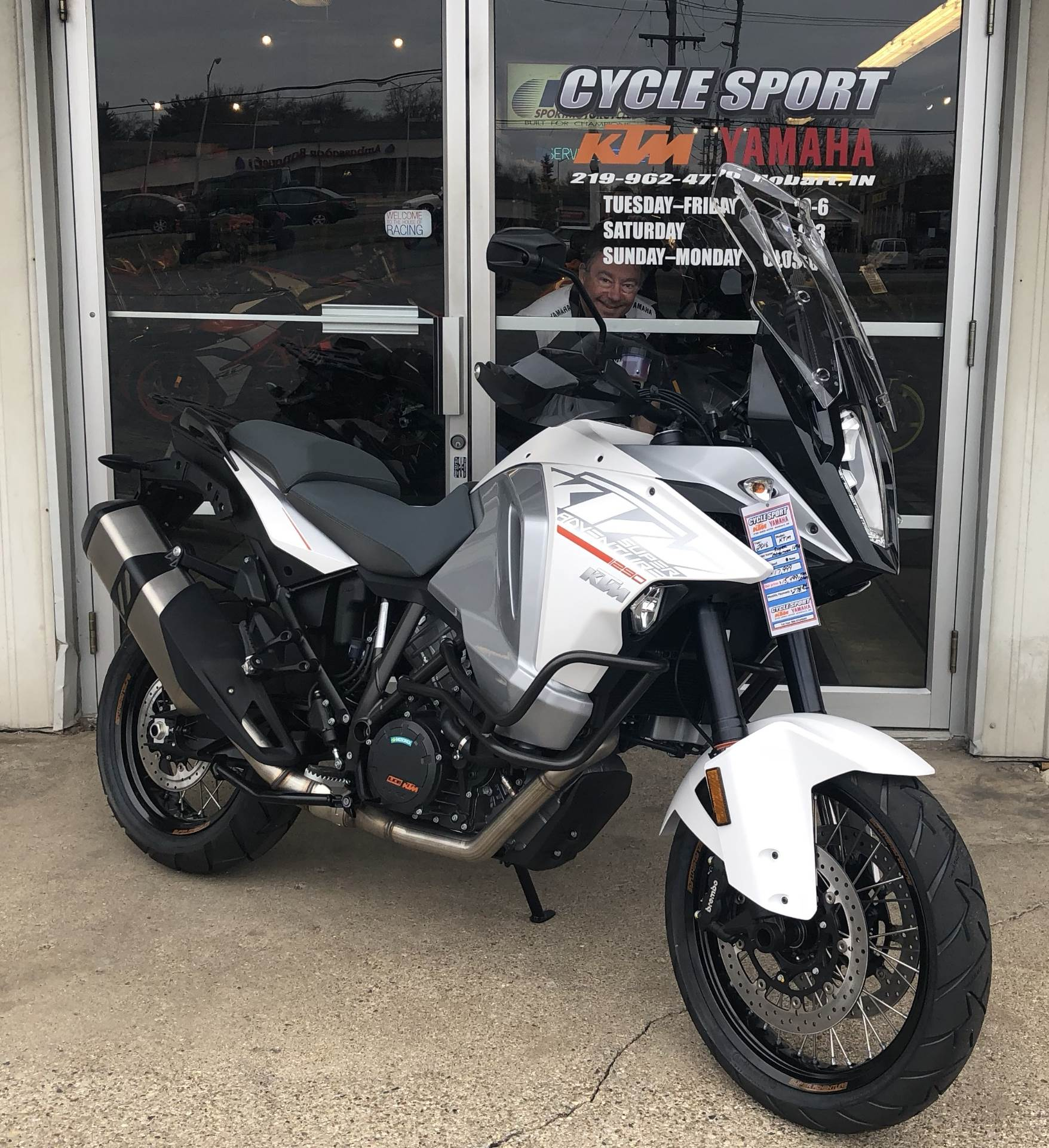 2016 KTM 1290 Super Adventure in Hobart, Indiana