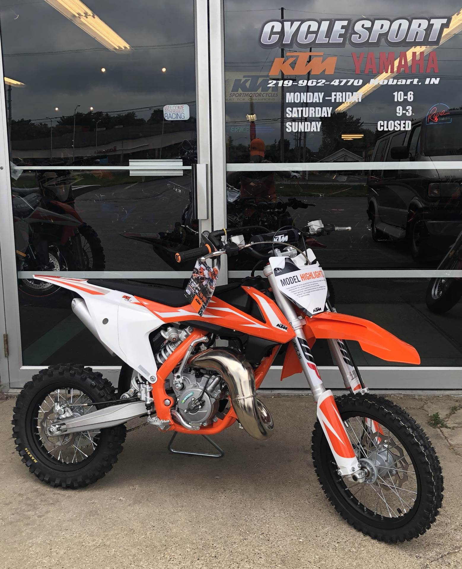 2019 KTM 65 SX in Hobart, Indiana
