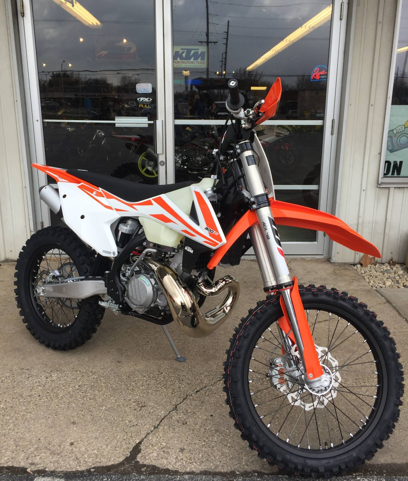 new 2017 ktm 300 xc motorcycles in hobart, in | stock number: n/a