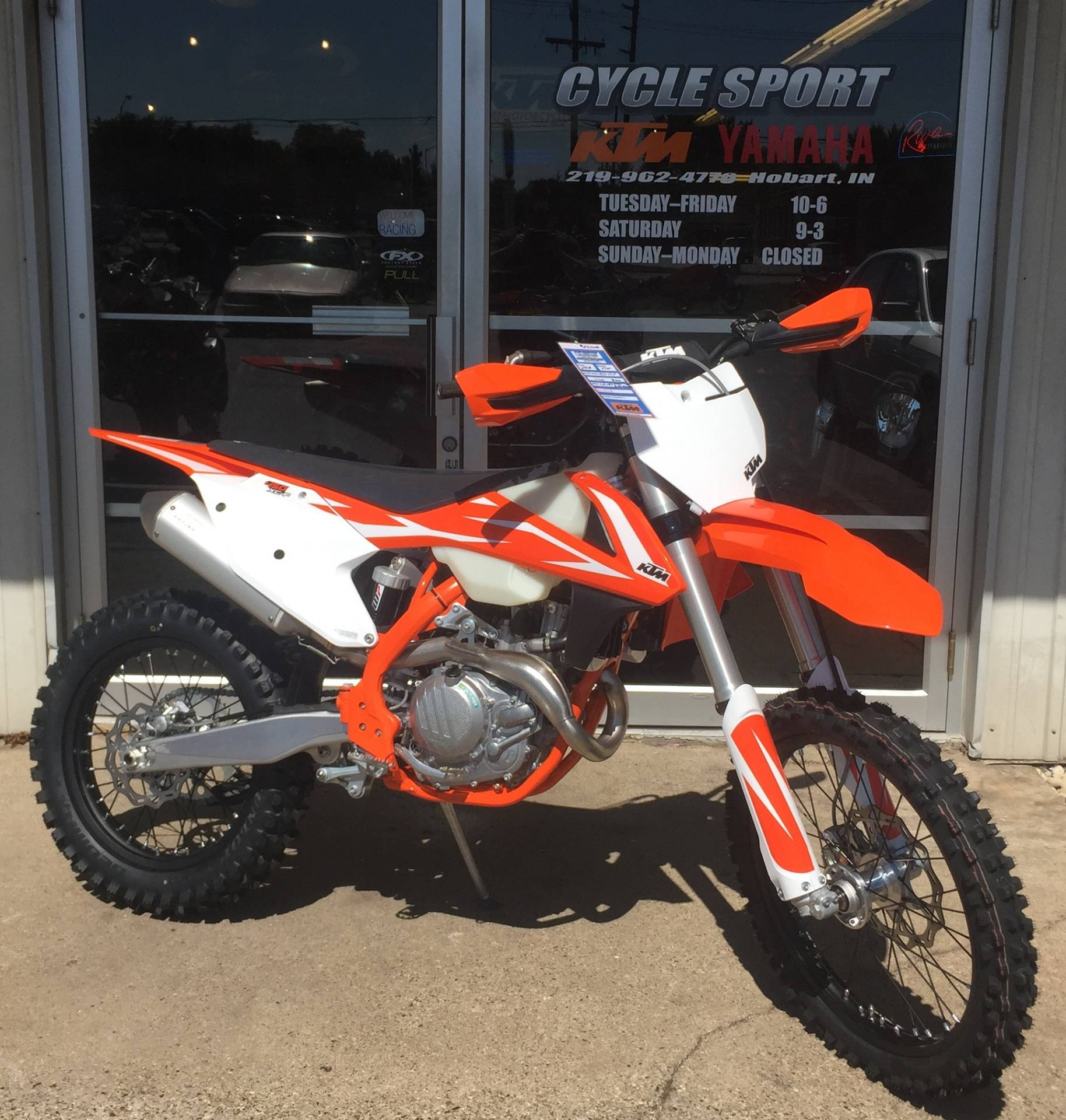 2018 ktm 450 sx. interesting 450 2018 ktm 450 xcf in hobart indiana for ktm sx