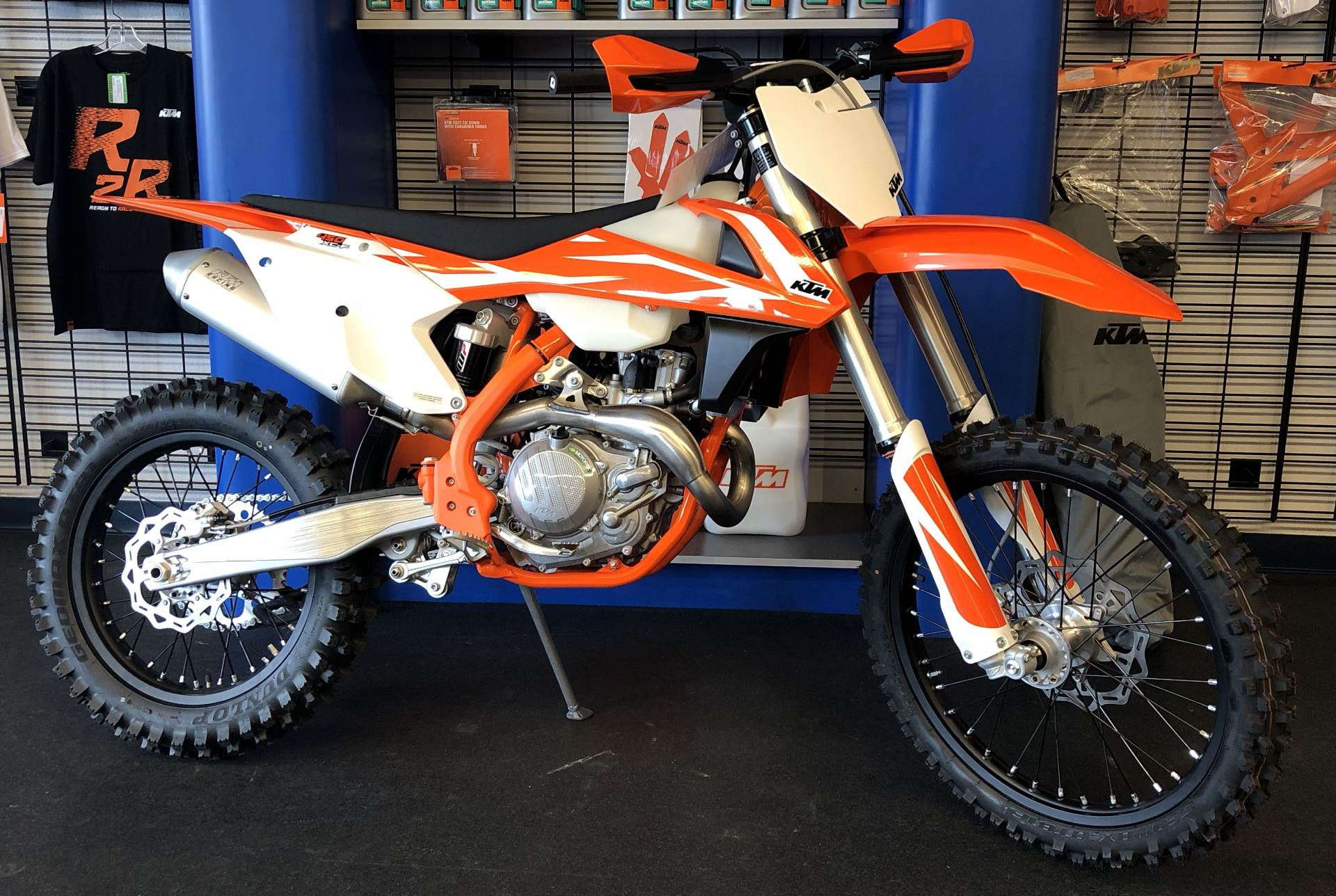 New 2018 Ktm 450 Xc F Motorcycles In Hobart Stock Number 312040 Tuff Led Wiring A Harness Indiana