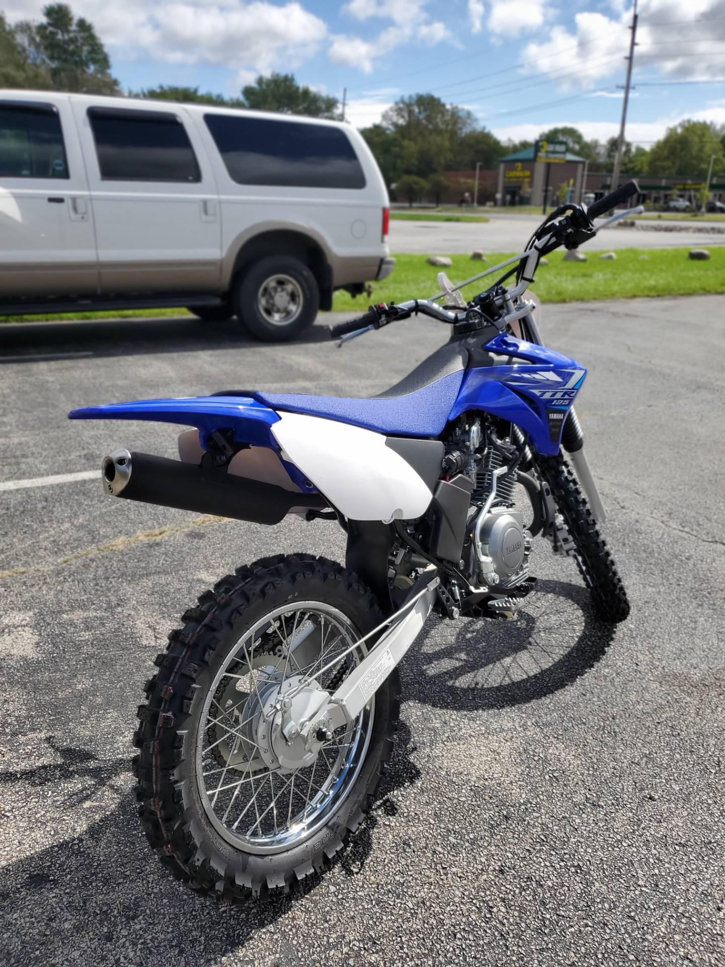 2020 Yamaha TT-R125LE 6
