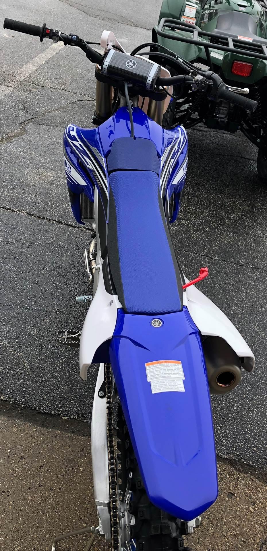 2019 Yamaha YZ250F 5