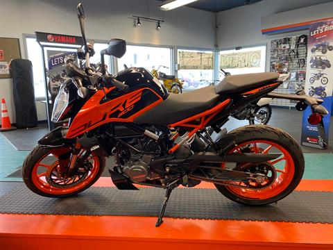 2021 KTM 200 Duke in Hobart, Indiana - Photo 2