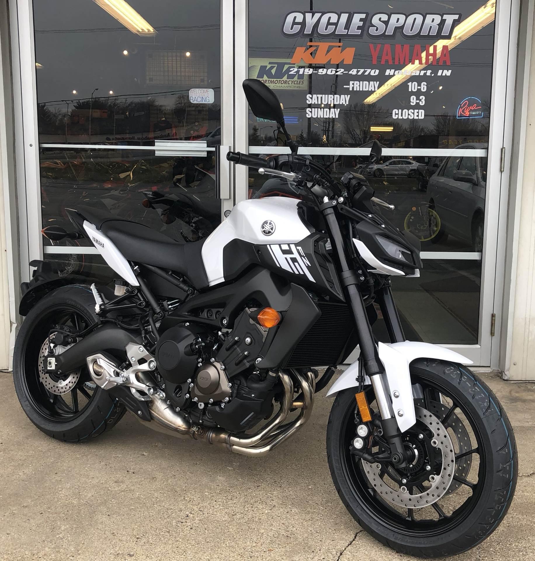 2017 Yamaha FZ-09 for sale 76292