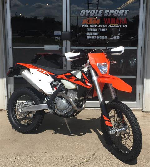 2018 KTM 350 EXC-F in Hobart, Indiana