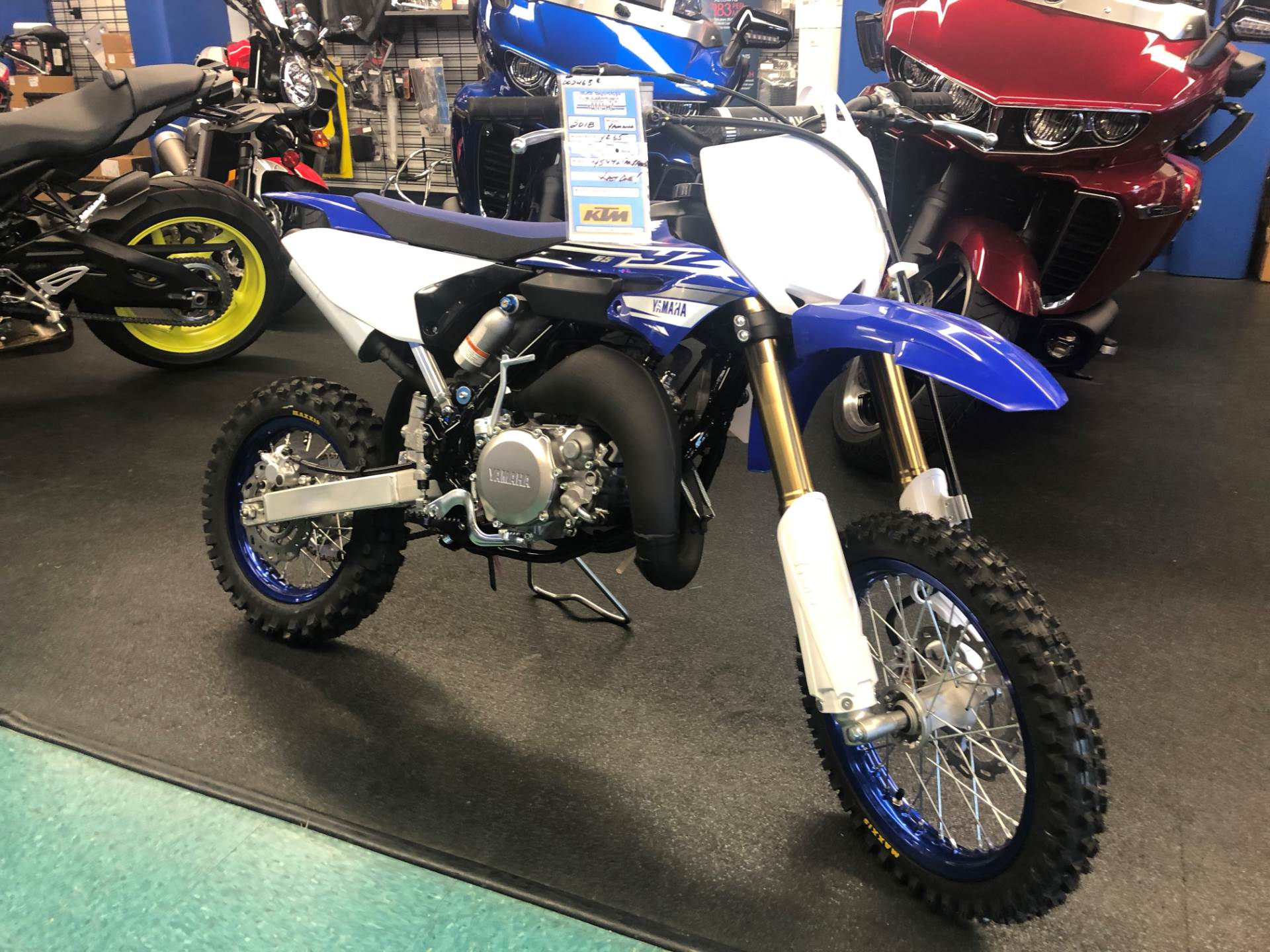 2018 Yamaha YZ65 in Hobart, Indiana - Photo 1