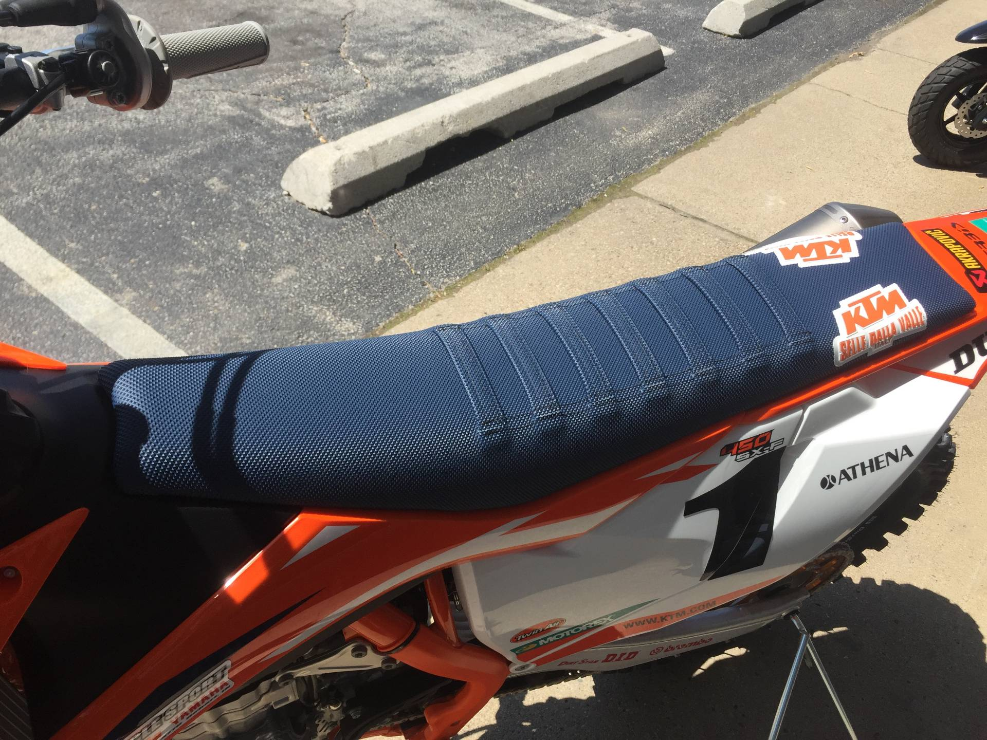 2017 KTM 450 SX-F Factory Edition in Hobart, Indiana