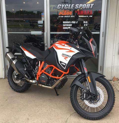 2017 KTM 1290 Super Adventure R in Hobart, Indiana