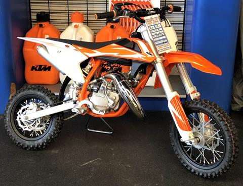 2018 KTM 50 SX in Hobart, Indiana - Photo 1