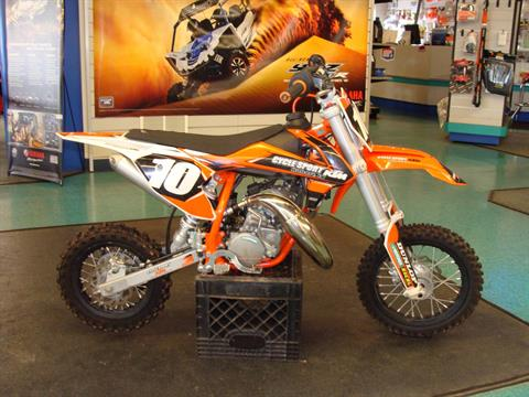 2018 KTM 50 SX in Hobart, Indiana