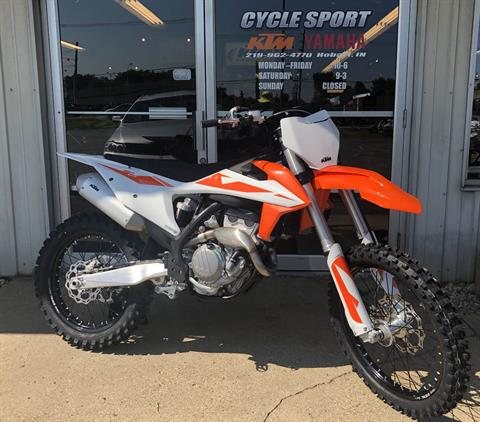 2019 KTM 250 SX-F in Hobart, Indiana - Photo 1