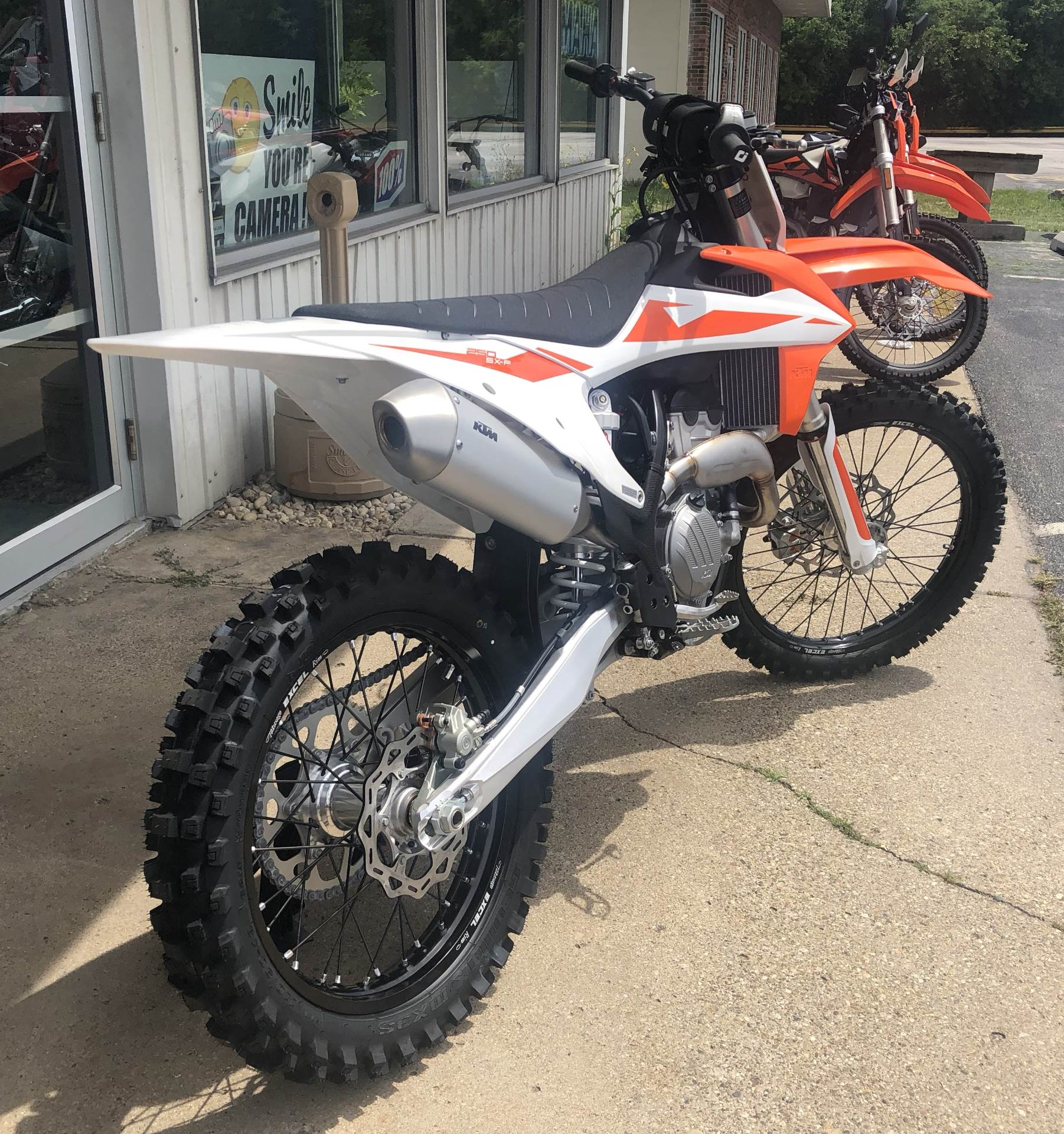 2019 KTM 250 SX-F in Hobart, Indiana - Photo 4