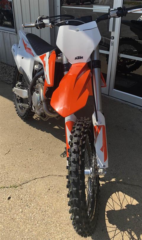 2019 KTM 250 SX-F in Hobart, Indiana - Photo 2