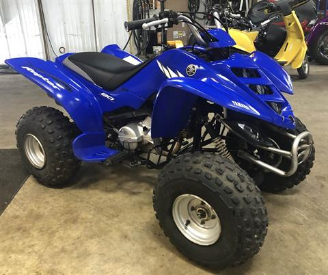 2005 Yamaha Raptor 80 in Hobart, Indiana