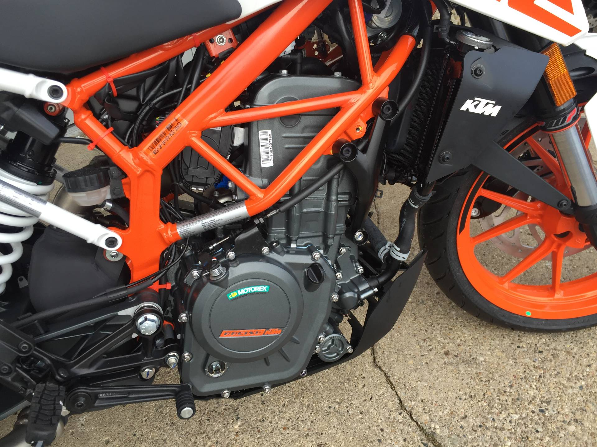2017 KTM 390 Duke in Hobart, Indiana