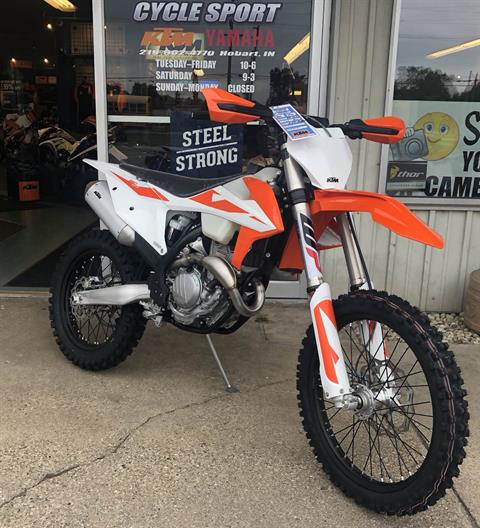 2019 KTM 350 XC-F in Hobart, Indiana - Photo 1