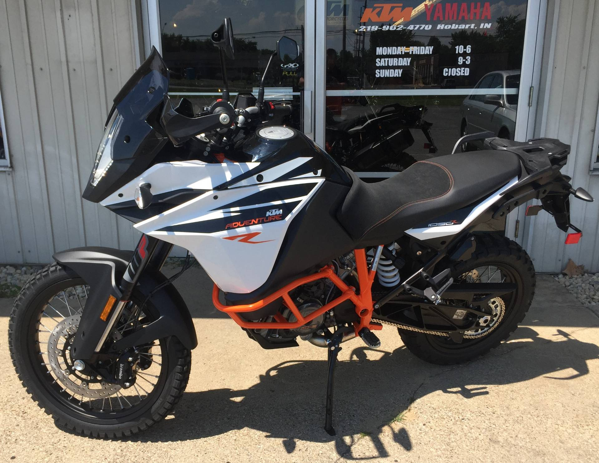 2017 KTM 1090 Adventure R in Hobart, Indiana