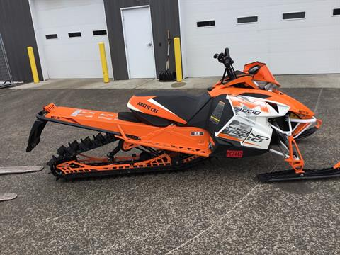 "2014 Arctic Cat M 9000 Sno Pro® 162"" in Gaylord, Michigan"