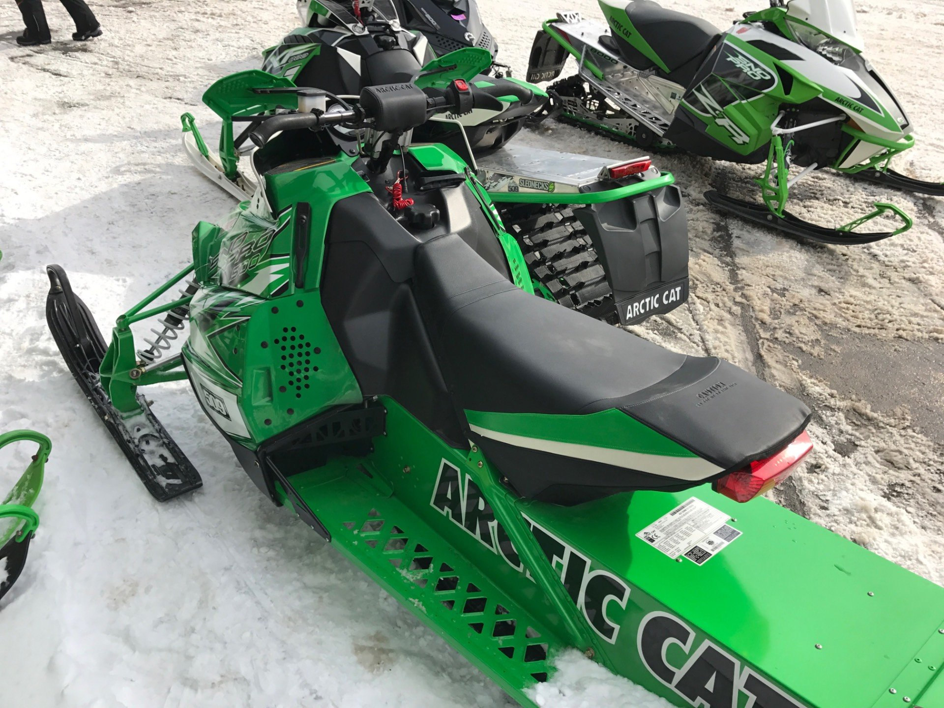 2013 Arctic Cat Sno Pro® 500 in Gaylord, Michigan