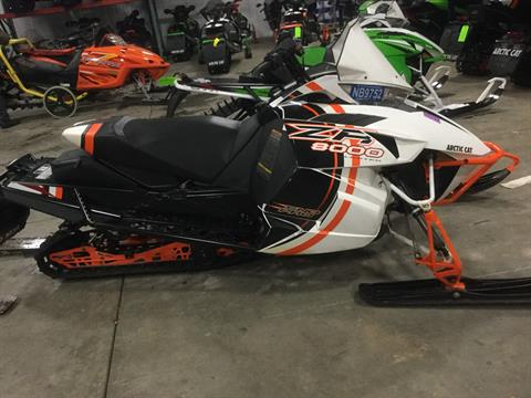 2015 Arctic Cat ZR® 8000 Limited in Gaylord, Michigan