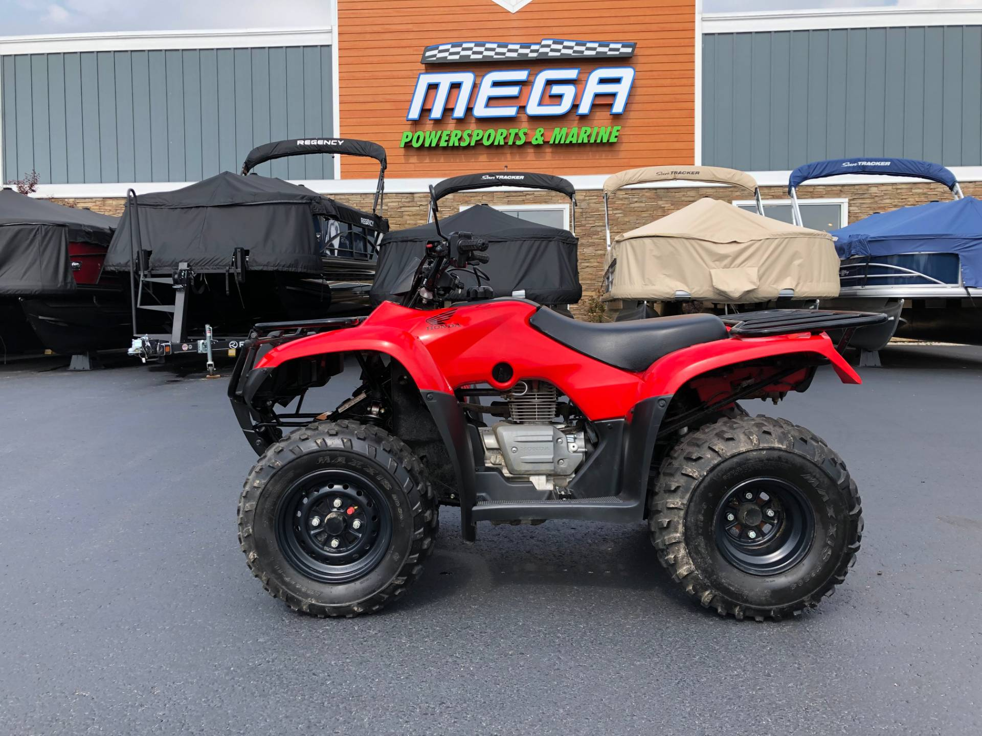 2017 Honda FourTrax Recon ES for sale 164708