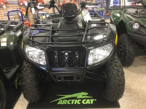 2017 Arctic Cat VLX 700 in Gaylord, Michigan