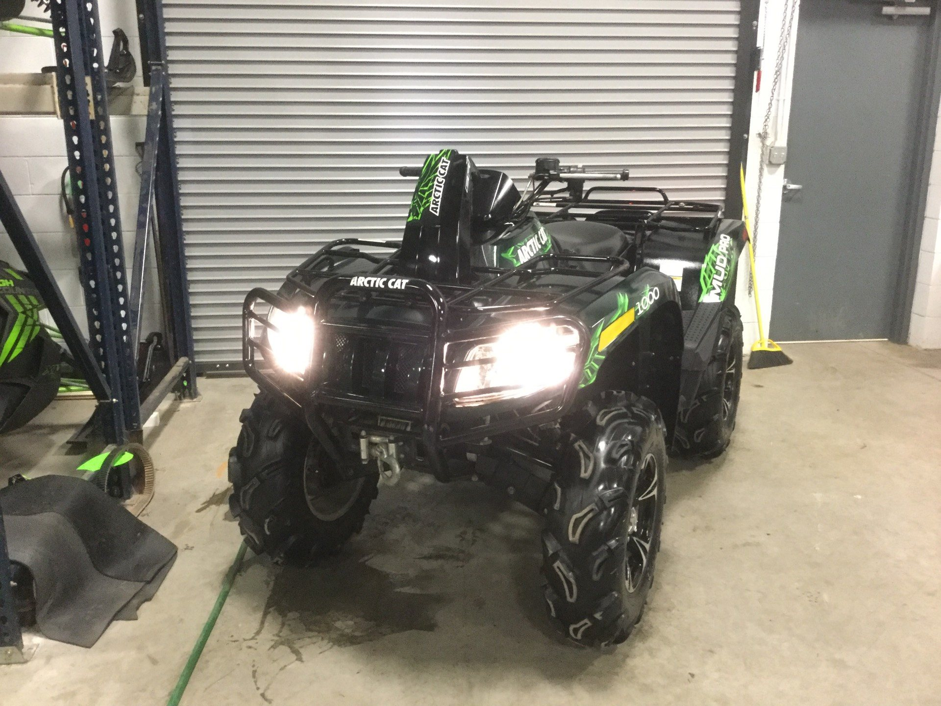 2013 Arctic Cat MudPro™ 1000 Limited in Gaylord, Michigan
