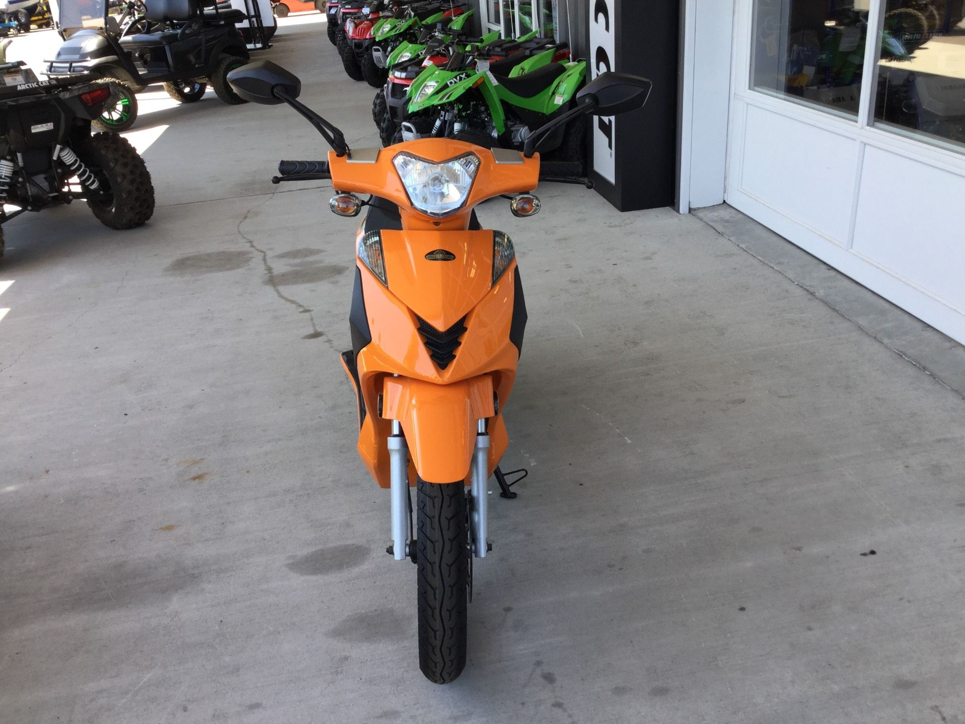 2018 Genuine Scooters VENTURE in Gaylord, Michigan