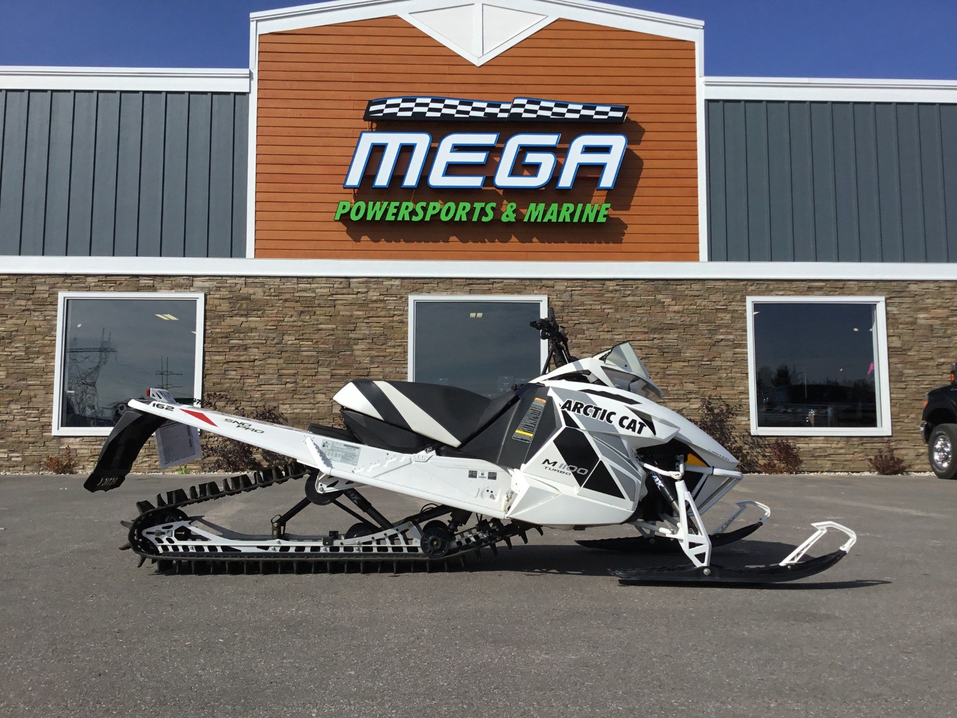 "2013 Arctic Cat M 1100 Turbo Sno Pro® 162"" Limited in Gaylord, Michigan"