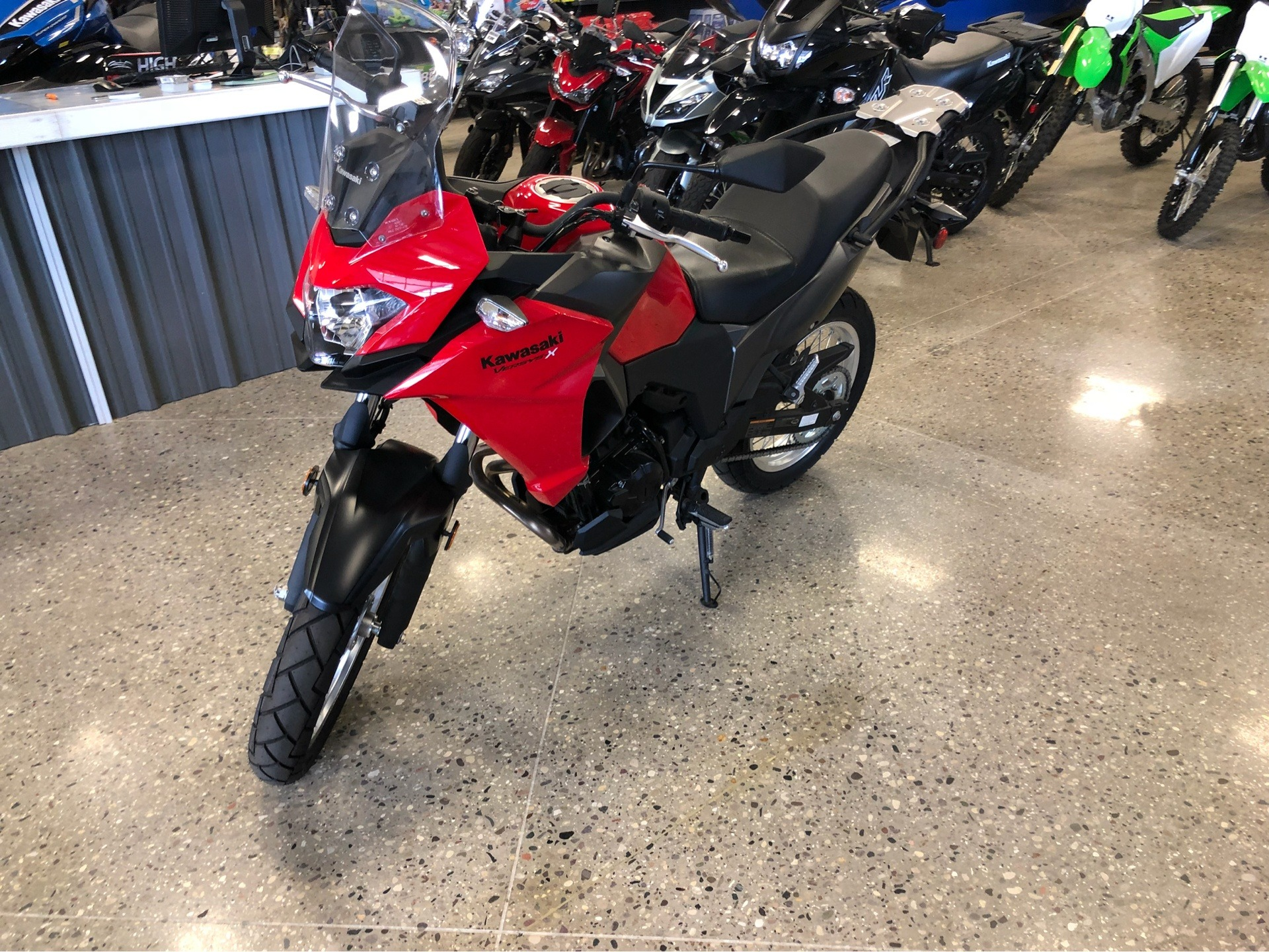 2018 Kawasaki Versys-X 300 ABS in Gaylord, Michigan - Photo 3