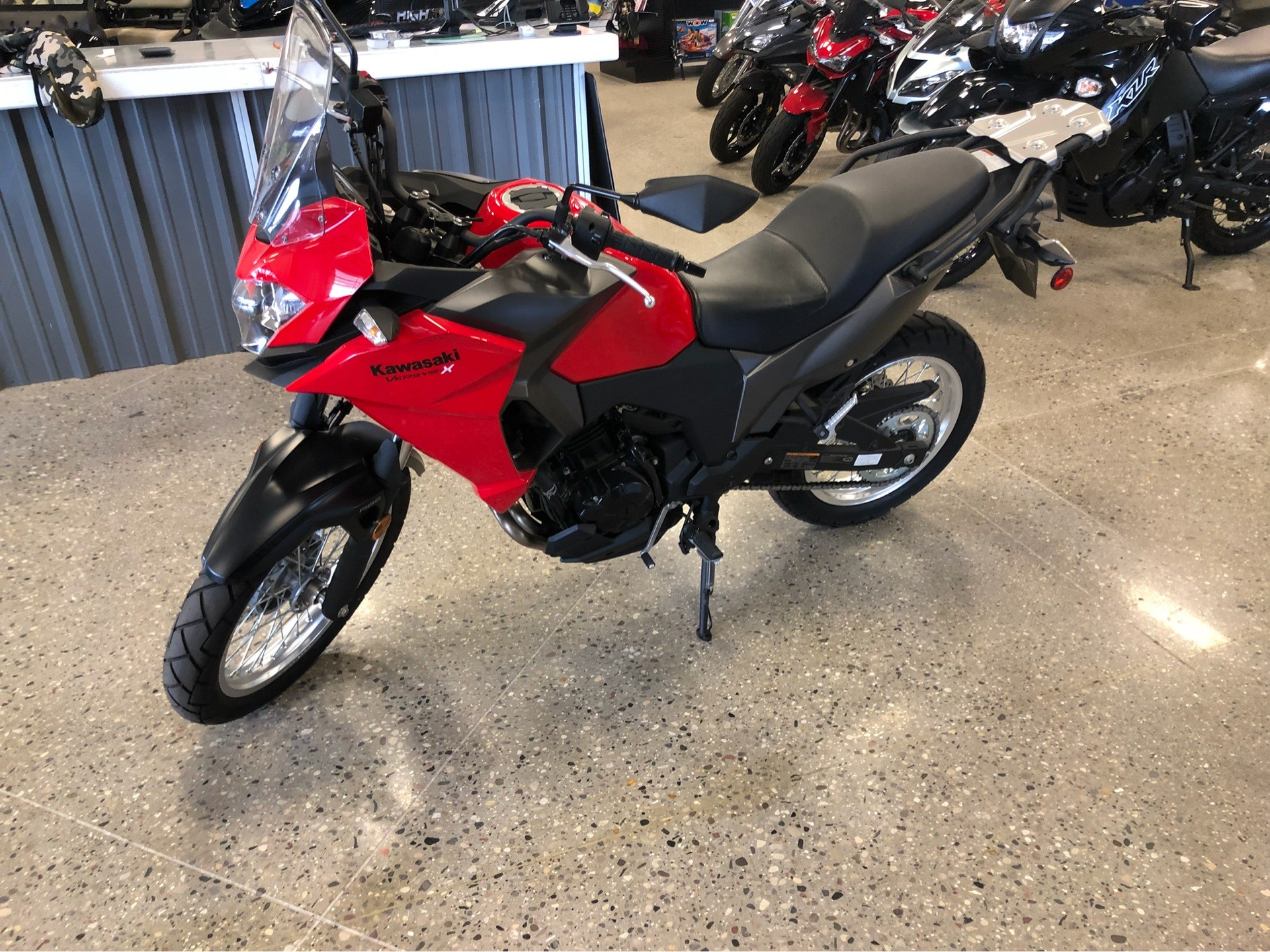 2018 Kawasaki Versys-X 300 ABS in Gaylord, Michigan - Photo 4