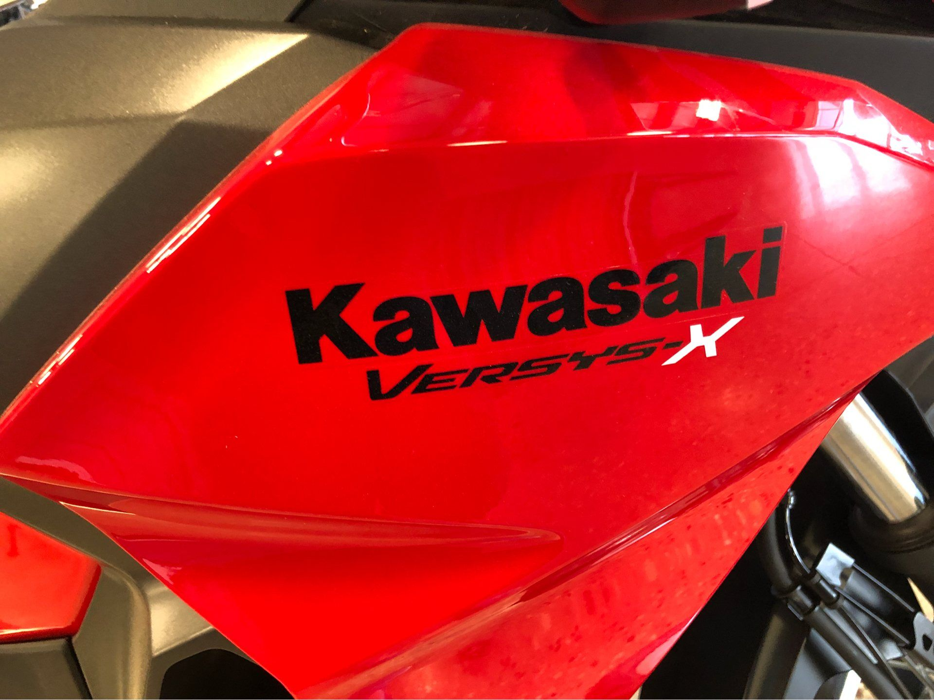 2018 Kawasaki Versys-X 300 ABS in Gaylord, Michigan - Photo 11