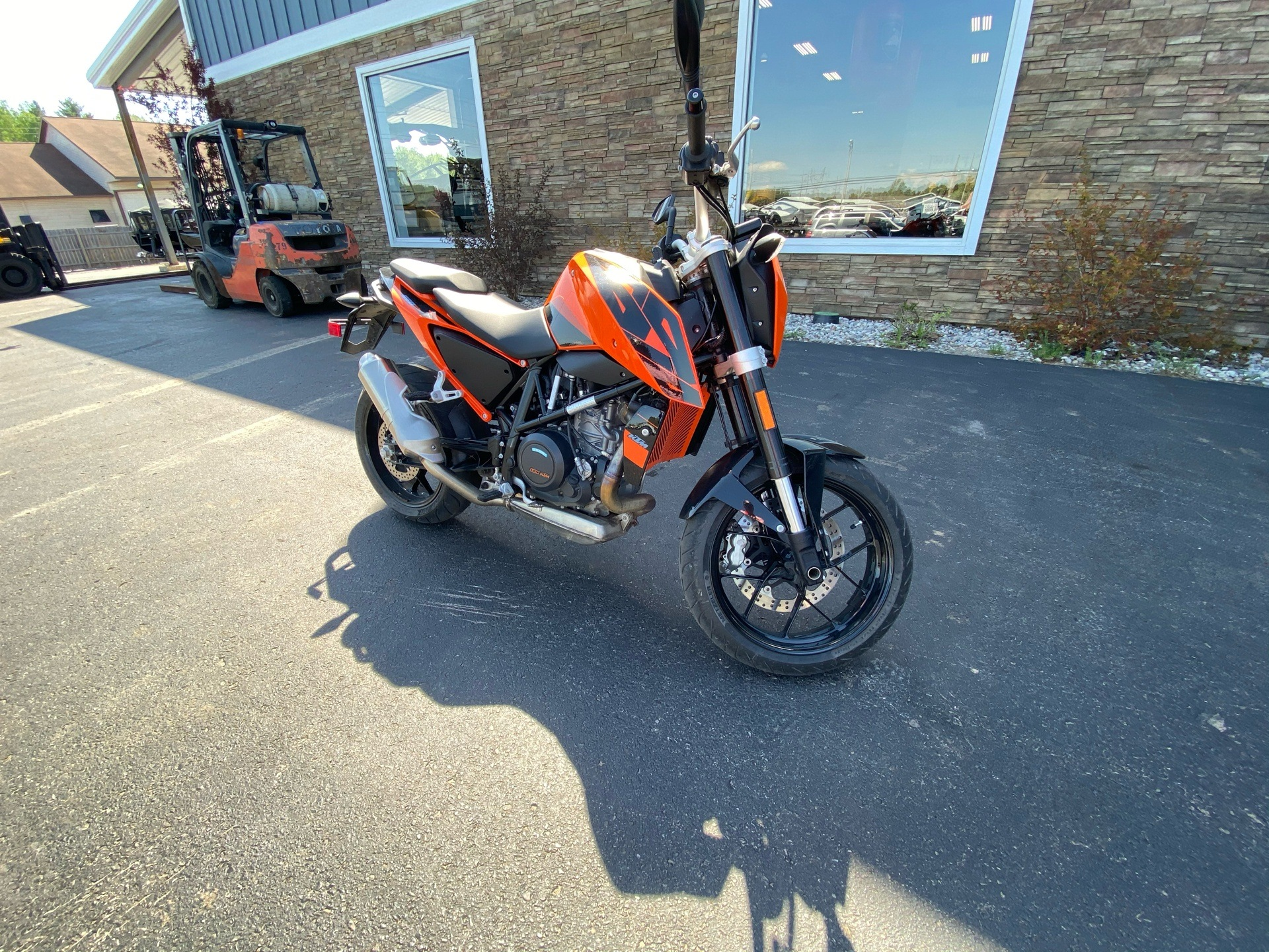 2017 KTM 690 Duke in Gaylord, Michigan - Photo 2